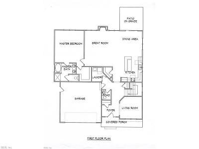 Single Family Home For Sale: 3108 Douglas Rd