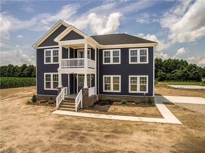 Hampton Single Family Home For Sale: 60 Brogden Ln