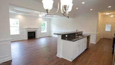 Norfolk Single Family Home For Sale: 1500 Kingston Ave