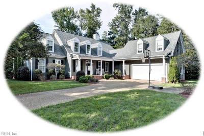 Williamsburg Single Family Home For Sale: 113 Spyglass