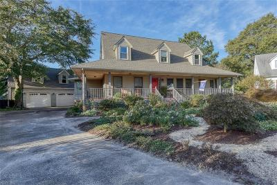 Portsmouth Single Family Home Under Contract: 7 River Cv
