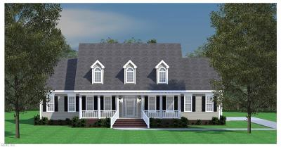 Chesapeake Single Family Home For Sale: 244 Centerville Tpke N