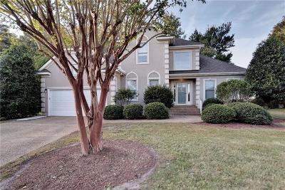 Hampton Single Family Home For Sale: 6 Baccus Ct