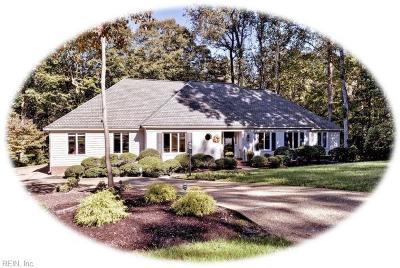 Williamsburg Single Family Home For Sale: 18 Hampton Ky