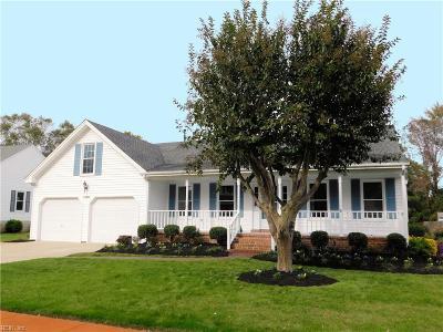 Single Family Home For Sale: 1440 Hunningdon Woods Blvd