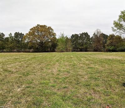 Chesapeake Residential Lots & Land For Sale: Lot 3 Bells Mills Rd