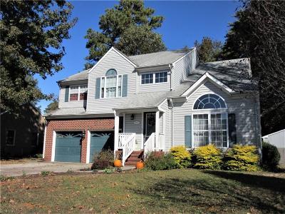 Single Family Home Under Contract: 1022 Copper Stone Cir