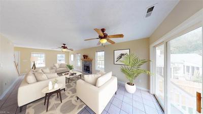 Hampton Single Family Home For Sale: 108 Bonita Dr