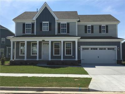 Single Family Home Under Contract: 3025 George Starr Dr
