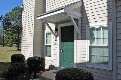 Virginia Beach Single Family Home Under Contract: 1761 Grand Bay Dr