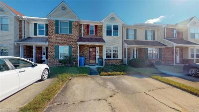 Single Family Home For Sale: 705 Nottaway Dr