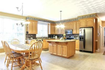 Suffolk Single Family Home For Sale: 135 Niblick Cir
