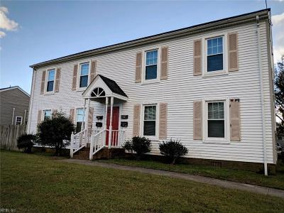 Portsmouth Single Family Home For Sale: 3721 King St