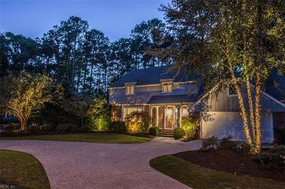 Newport News Single Family Home For Sale: 19 Terrell Rd