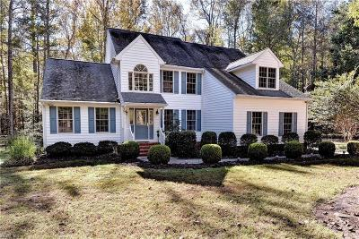 Williamsburg Single Family Home For Sale: 98 Riverview Plantation Dr