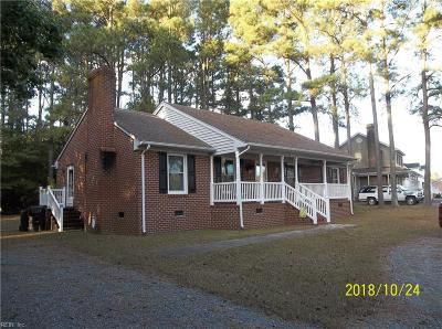 Franklin Single Family Home Under Contract: 101 Bobwhite Ln