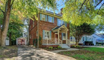 Norfolk Single Family Home For Sale: 1125 Buckingham Ave