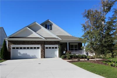 Williamsburg Single Family Home For Sale: 4227 Candleberry Way