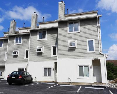 Norfolk Single Family Home For Sale: 1948 E Ocean View Ave #E