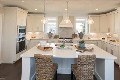 Virginia Beach Single Family Home For Sale: 115 61st St #A