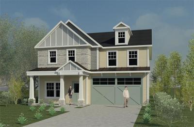 Hampton Single Family Home For Sale: 191 Pine Chapel Rd