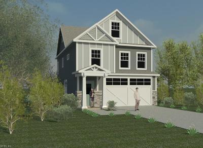 Hampton Single Family Home For Sale: 183 Pine Chapel Rd