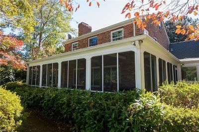 Single Family Home For Sale: 1415 Wilton Ln
