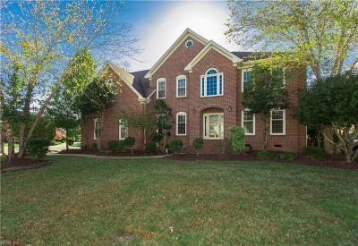 Virginia Beach Single Family Home For Sale: 2312 Litchfield Way
