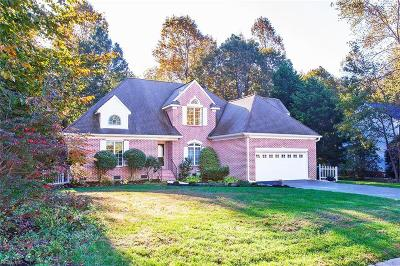Williamsburg Single Family Home For Sale: 5513 Gentry Ln