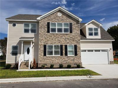 Hampton Single Family Home For Sale: 4 Mallory Way