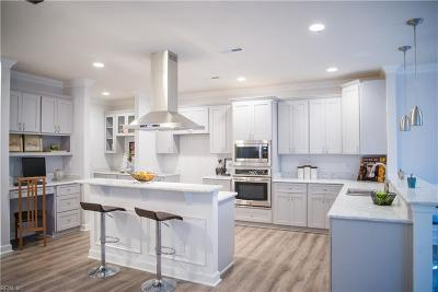 Hampton Single Family Home For Sale: 103 Brogden Ct