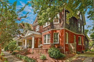 Norfolk Single Family Home For Sale: 1032 Redgate Ave