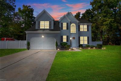 Suffolk Single Family Home For Sale: 406 Butternut Ct