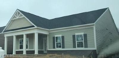 Williamsburg Single Family Home Under Contract: 6114 Pricket Rd