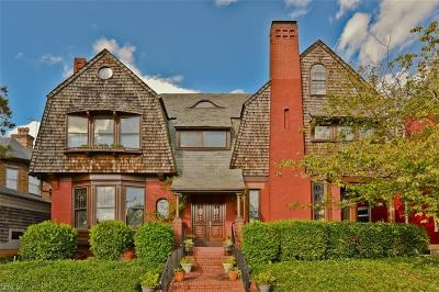 Norfolk Single Family Home For Sale: 436 Mowbray Arch