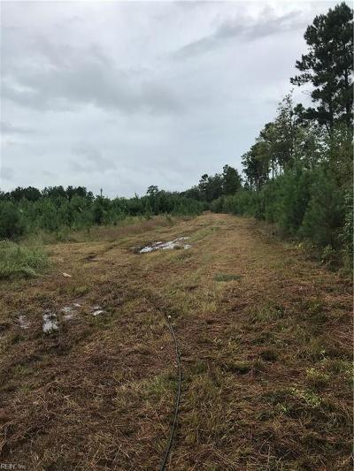 Chesapeake Residential Lots & Land Under Contract: Lot 2 Penny Ln