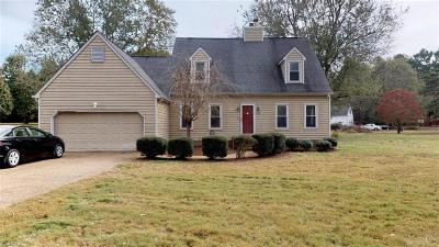 Single Family Home For Sale: 109 Crescent Dr