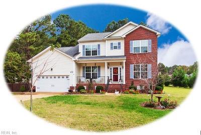 Williamsburg Single Family Home For Sale: 4775 Pelegs Way
