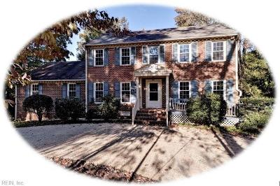 Williamsburg Single Family Home For Sale: 31 Ensign Spence