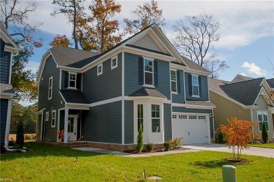 Virginia Beach Single Family Home Under Contract: 2324 Rod Pocceschi Way