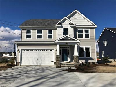 Chesapeake Single Family Home New Listing: 456 Mike Trl