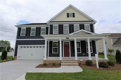 Chesapeake Single Family Home New Listing: 452 Mike Trl