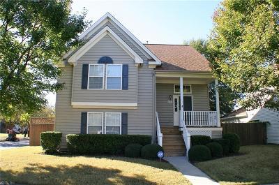 Chesapeake Single Family Home New Listing: 1304 Duchess Of York Quay