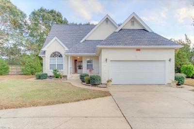Virginia Beach Single Family Home For Sale: 2505 Swaying Limb Ct