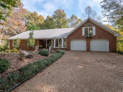 Williamsburg Single Family Home For Sale: 126 National Ln
