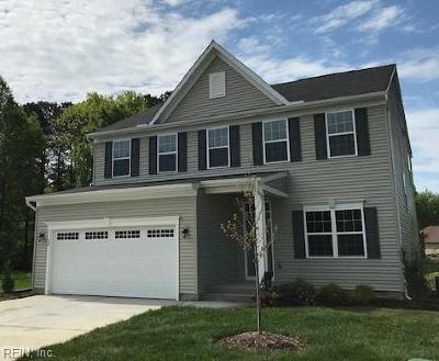 Hampton Single Family Home Under Contract: 22 Waterfowl Cv