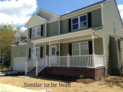 Norfolk Single Family Home For Sale: 985 Parish Rd