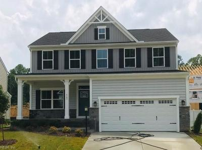 Williamsburg Single Family Home Under Contract: 513 Clements Mill Trce