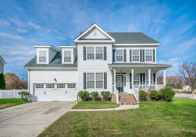 Suffolk Single Family Home For Sale: 2104 Patrick Dr