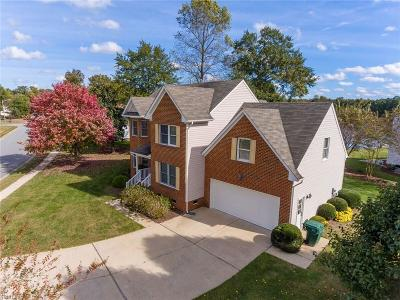 Suffolk Single Family Home For Sale: 1769 Mill Wood Way